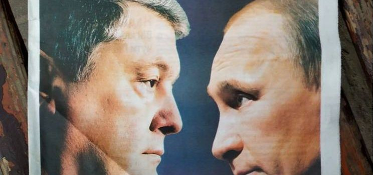 """""""Мы выбираем Путина, а украинцы — посмотрим"""". Кремль прокомментировал скандальную политическую рекламу"""