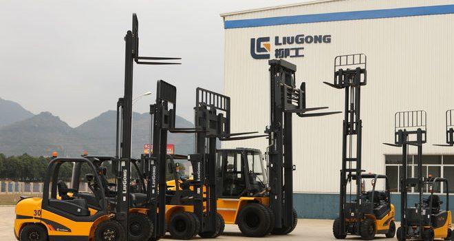 Украинские компании бросились скупать китайскую складскую технику
