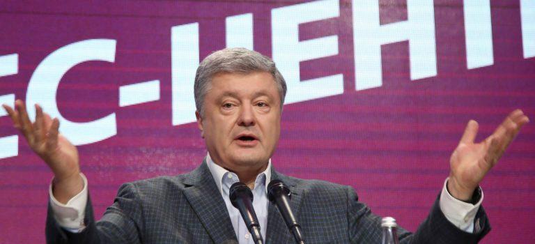 Непростой вечер. Что происходило после экзитполов в штабах Порошенко, Тимошенко и Гриценко