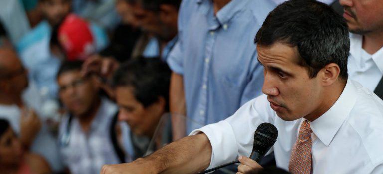 В Венесуэле лишили неприкосновенности Хуана Гуайдо