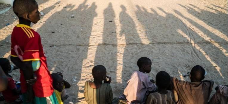 В Нигерии освободили почти 900 детей из плена боевиков