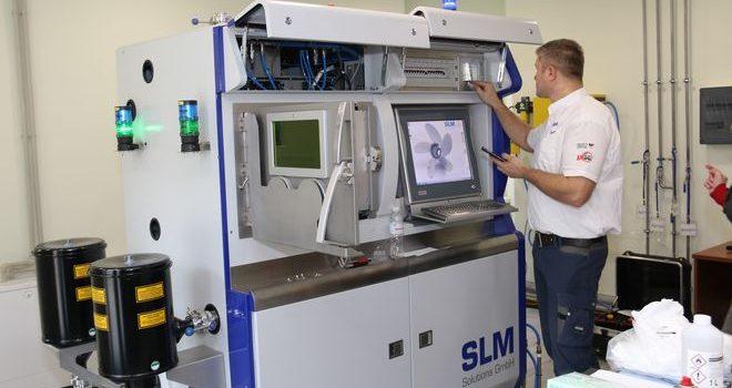 Украина будет создавать ракетные двигатели на 3D-принтерах