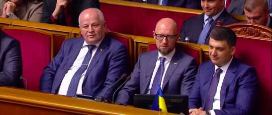 Тема дня. Гройсман уходит: что это означает для Украины