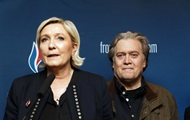 Во Франции хотят расследовать связи партии Ле Пен с экс-советником Трампа
