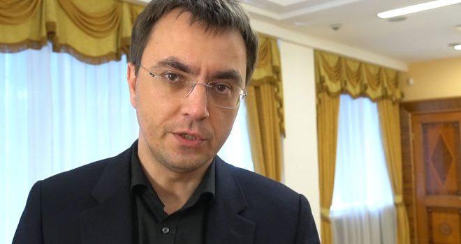 Омелян объяснил, зачем 5G украинским дорогам