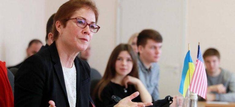 Госпожа посол. Почему США преждевременно отзывают Мари Йованович из Украины
