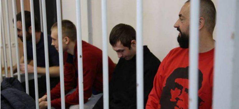 РФ отказалась участвовать в слушаниях трибунала ООН по освобождению украинских моряков