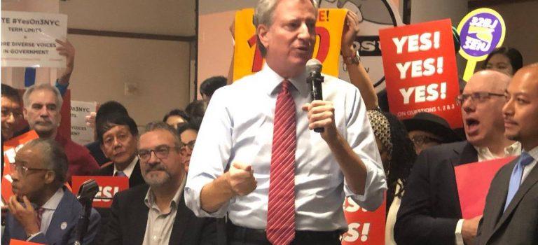 Мэр Нью-Йорка объявил об участии в выборах президента США 2020 года