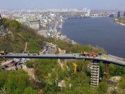 Украинские архитекторы подтвердили права на проект моста через Владимирский спуск