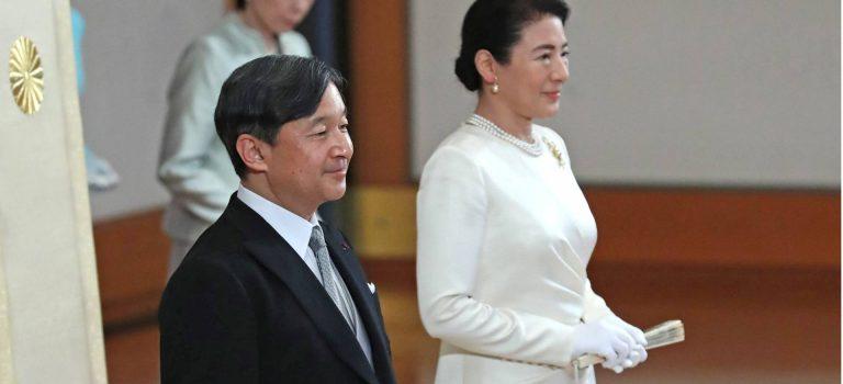 Наследный принц Нарухито стал новым императором Японии — видео