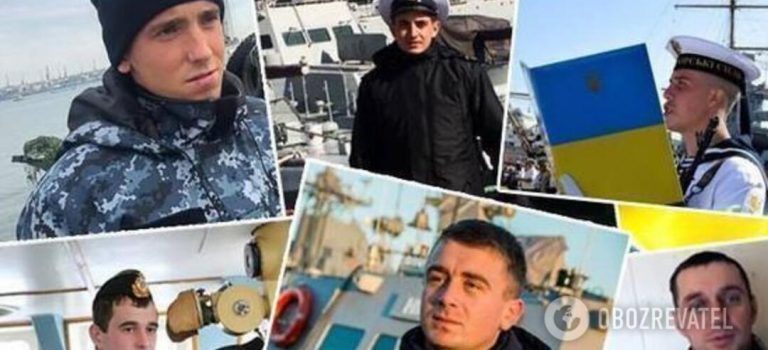 »Освободить моряков!» Украина выиграла дело против России в Международном трибунале ООН