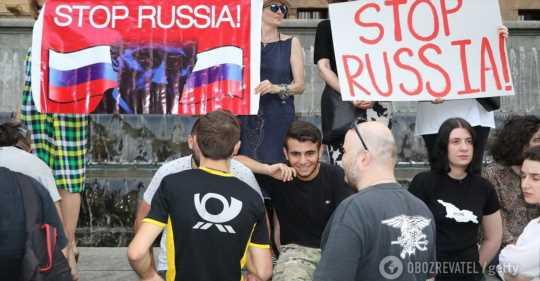 »Майдан» в Грузии: международник раскрыл истинные мотивы конфликта