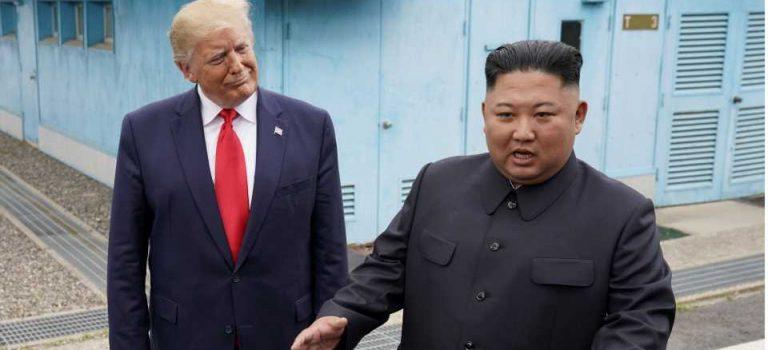 «Великий день для всего мира». Итоги внезапных переговоров Трампа иКим Чен Ына— главное