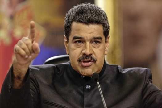 Венесуэльский диктатор Мадуро едет к Путину