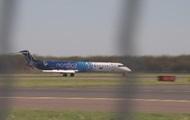 В Таллинне совершил аварийную посадку самолет из Киева