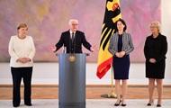 Меркель стало плохо на встрече с президентом