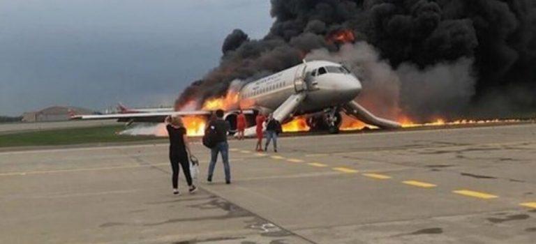 Катастрофа в Шереметьево: вскрылась роковая ошибка экипажа
