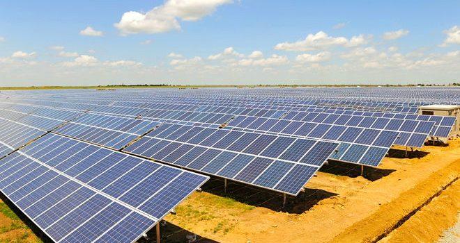 Норвежцы с китайцами построят в Украине солнечную электростанцию за €124 млн
