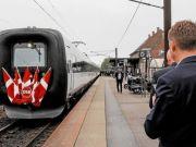 В Дании открыли первую высокоскоростную ж/д линию