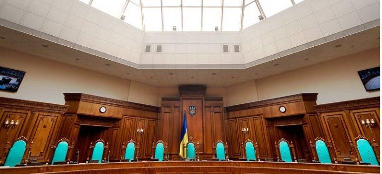Е-декларирование для активистов признали неконституционным— СМИ