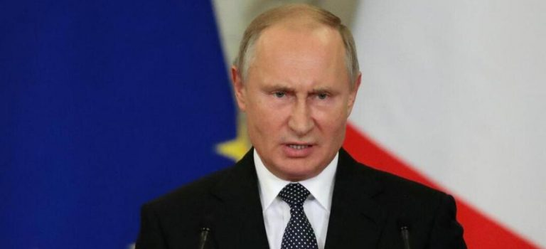 »Ты х*йло!» Украинский журналист унизил Путина на видео