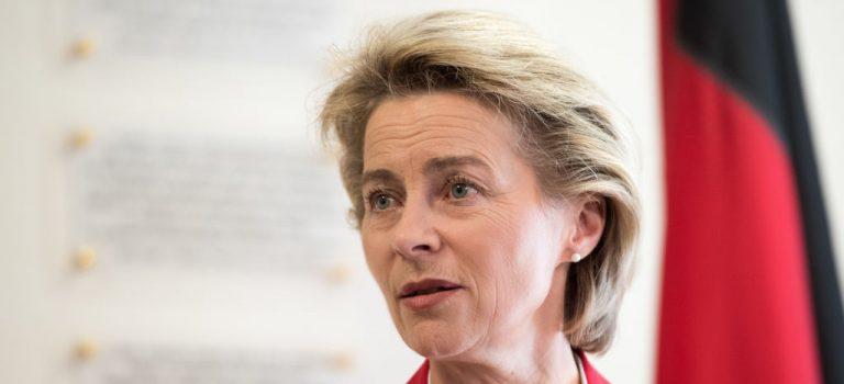Будущая глава Еврокомиссии: Говорить с Кремлем — с позиции силы