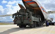 В Турцию прибыли С-400. США обещают отобрать F-35