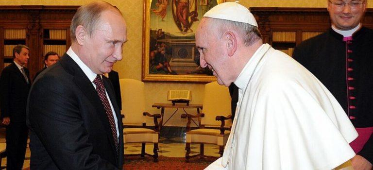 Встреча Путина с Папой: стало известно, чего ждать Украине