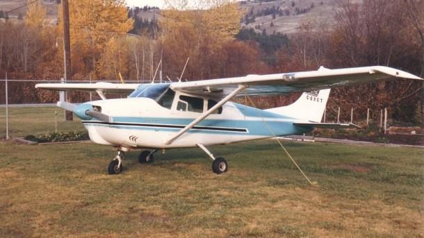 В Канаде разбился небольшой самолет, три человека погибли