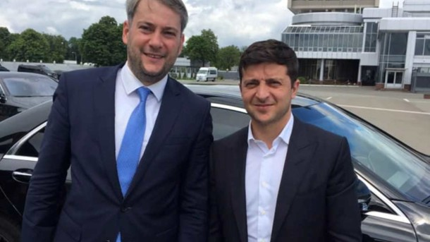 Зеленский поставил стратегическую задачу новому главе Киевской области