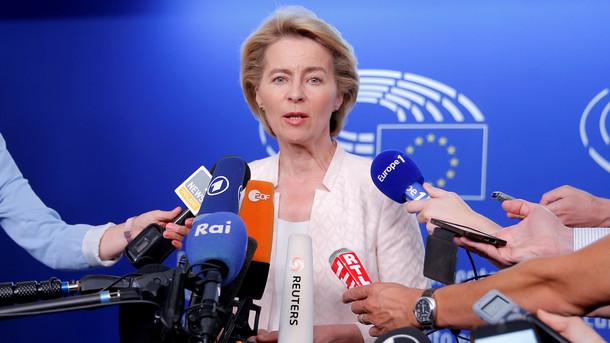 """Будущая глава Еврокомиссии о диалоге ЕС с Россией: """"Нужно быть готовыми"""""""