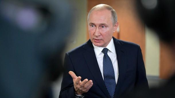 Путин ответил на предложение Зеленского о новом формате переговоров