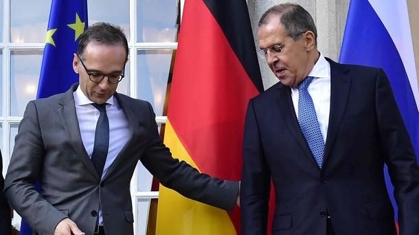 Война на Донбассе и не только: что будут обсуждать на переговорах Маас и Лавров